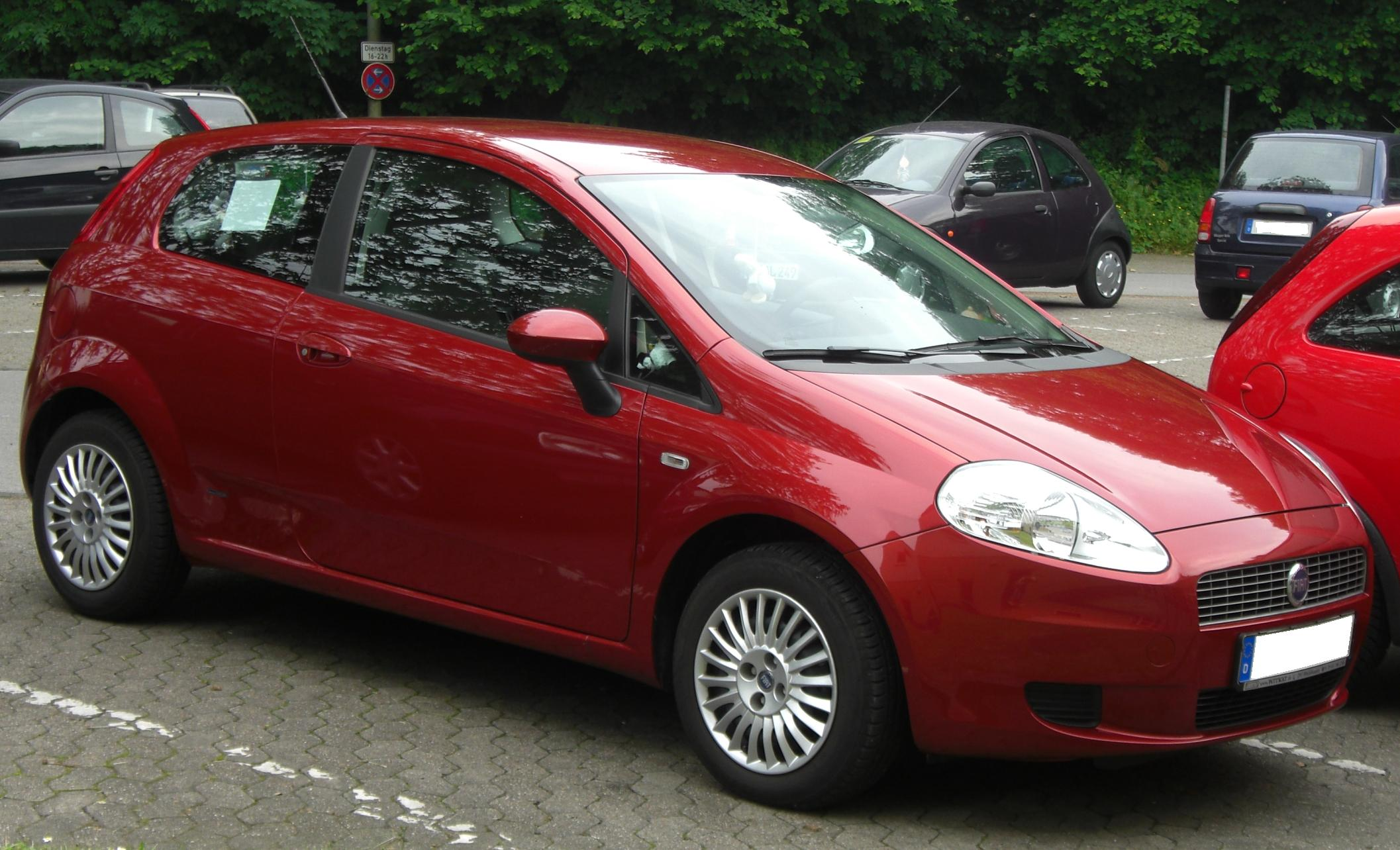 File:Fiat Grande Punto front.jpg - Wikipedia, the free encyclopedia