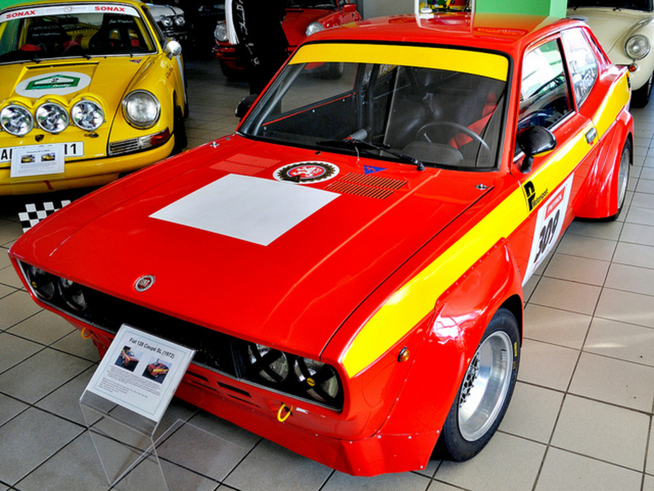 Fiat 128 Coupe SL (1972) | Flickr - Photo Sharing!