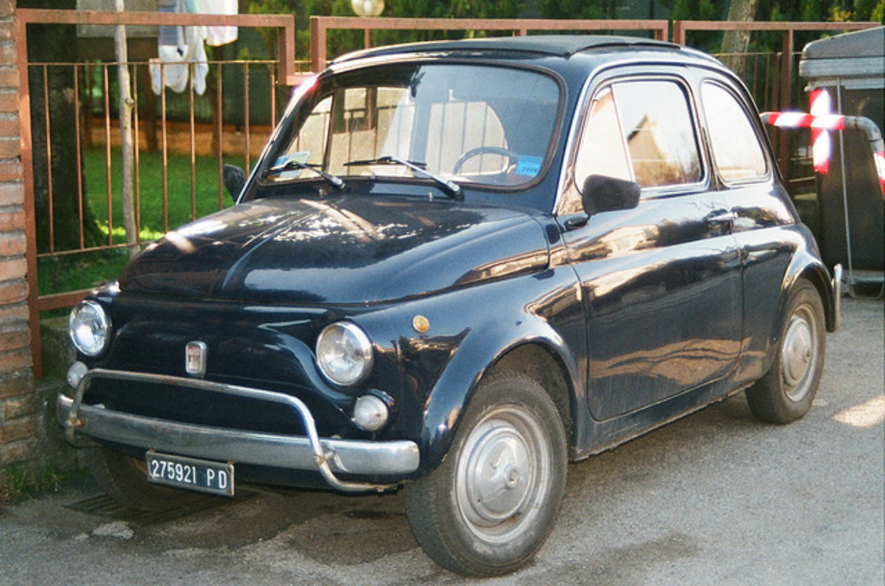 Fiat Cinquecento | Flickr - Photo Sharing!