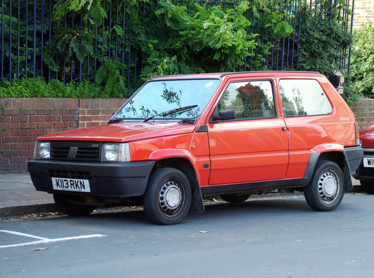 Fiat Panda CLX Ie | Flickr - Photo Sharing!