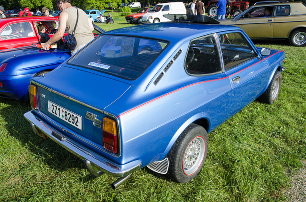 topworldauto photos of fiat 128 sport coupe photo. Black Bedroom Furniture Sets. Home Design Ideas
