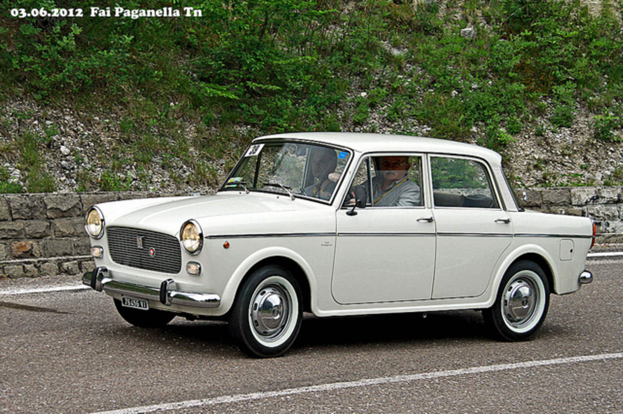 Topworldauto Gt Gt Photos Of Fiat 1100 D Photo Galleries