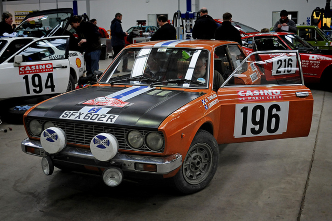 Fiat 128 Coupe | Flickr - Photo Sharing!