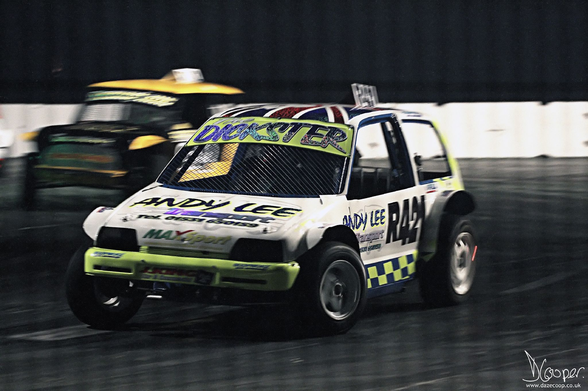 Stock car Fiat Cinquecento | Flickr - Photo Sharing!