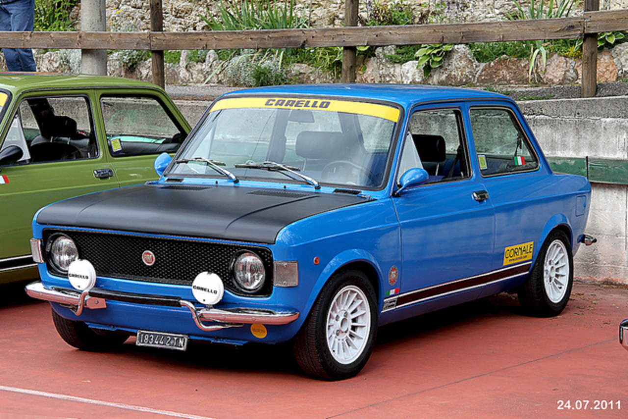 Topworldauto Photos Of Fiat 128 Rally Photo Galleries