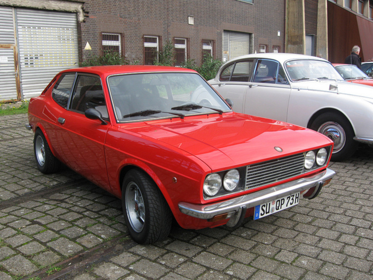 Fiat 128 Coupe 1973 | Flickr - Photo Sharing!