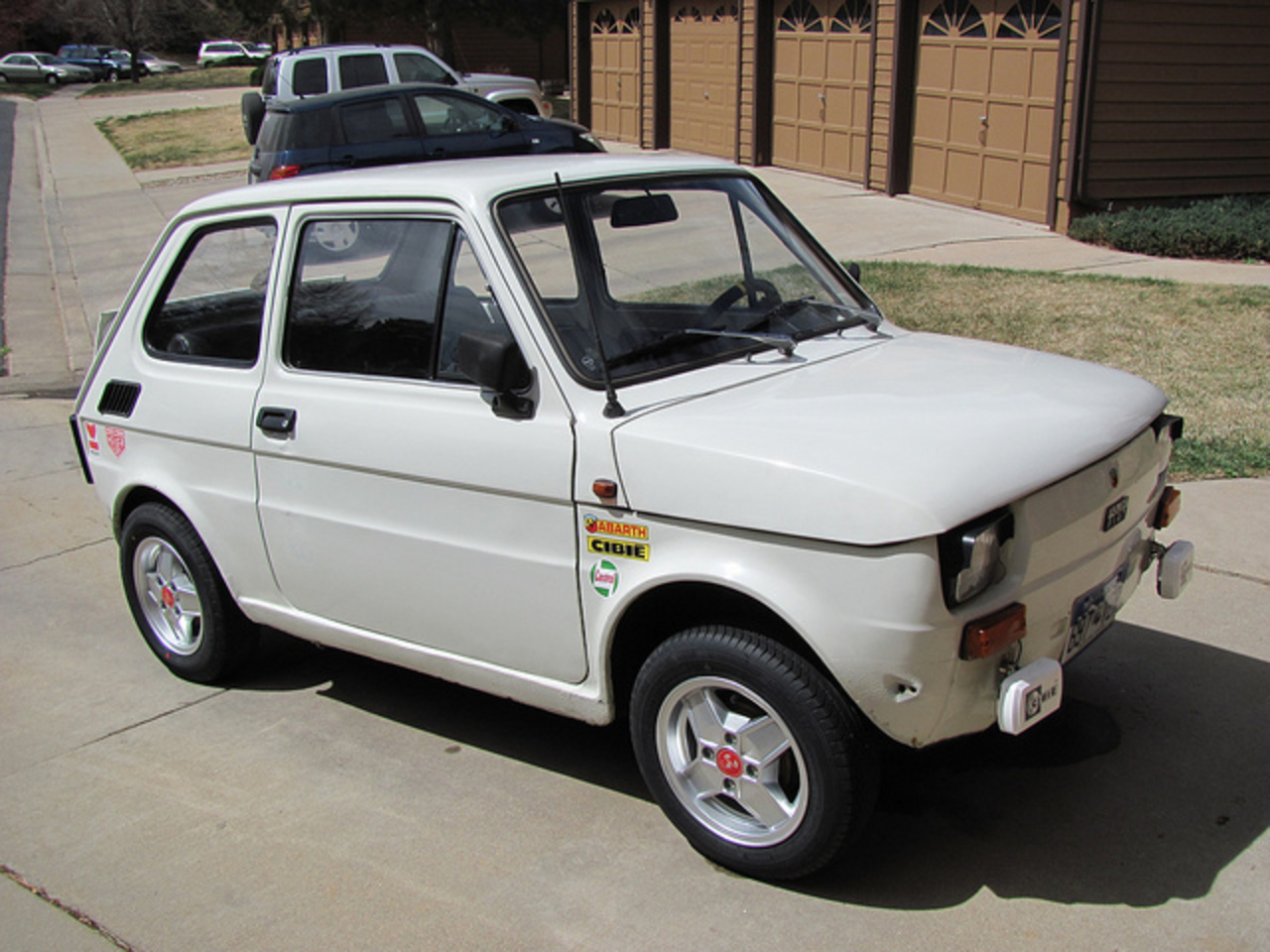 topworldauto photos of fiat 126 photo galleries. Black Bedroom Furniture Sets. Home Design Ideas