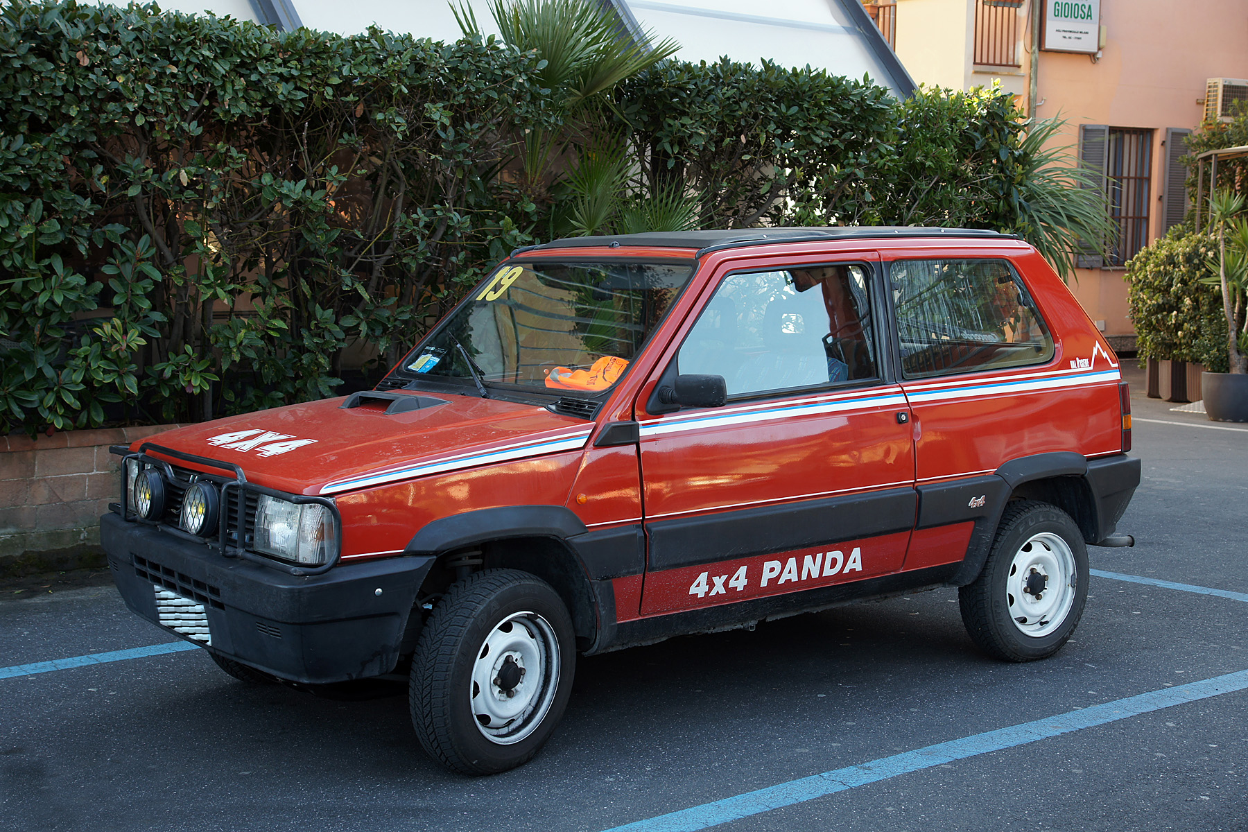 Fiat Panda 4x4 Val D'Isère | Flickr - Photo Sharing!