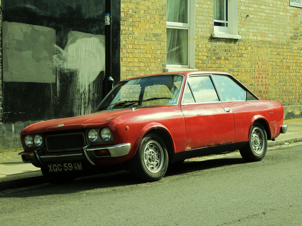 Topworldauto Gt Gt Photos Of Fiat 124 Coupe Photo Galleries