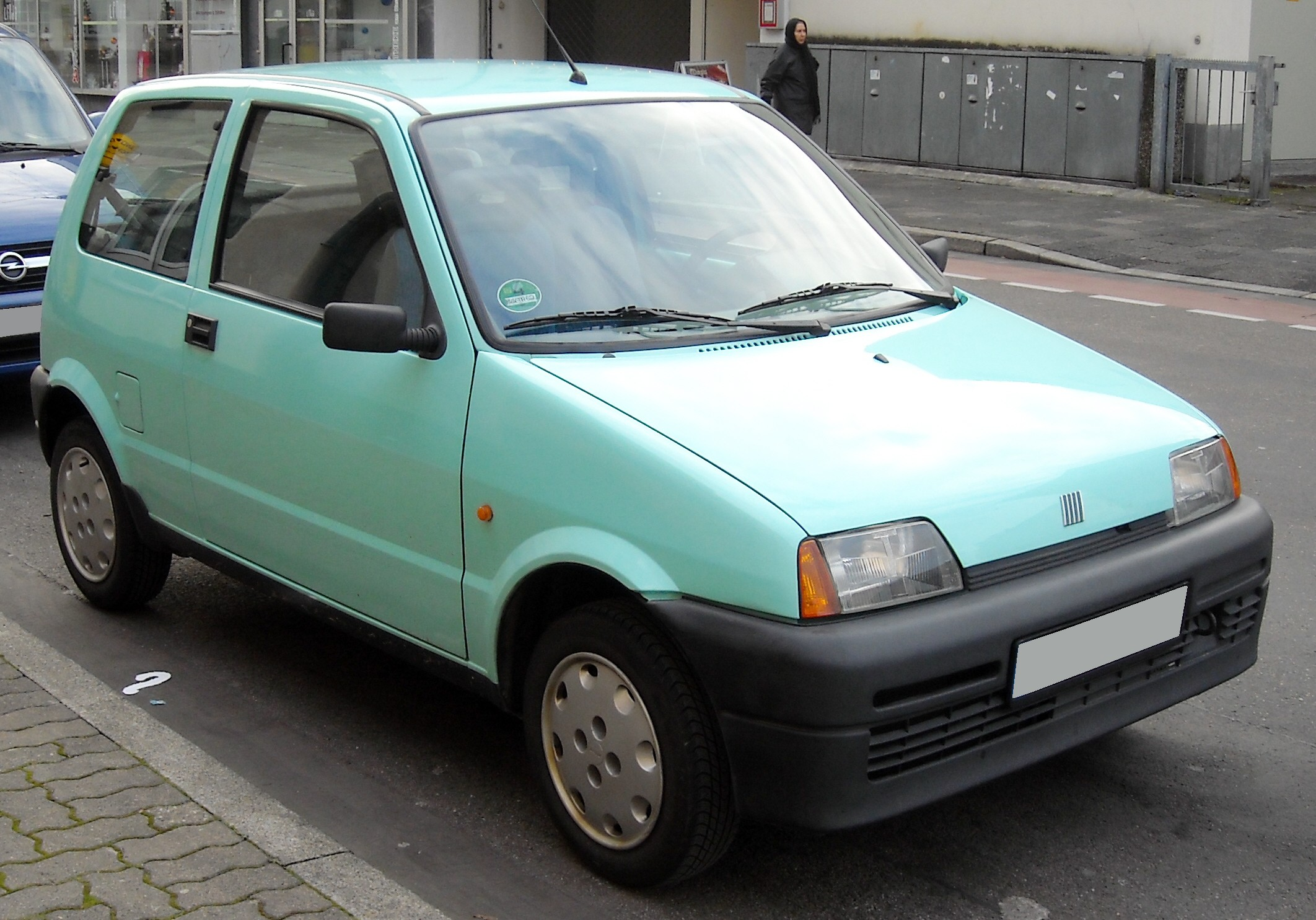 File:Fiat Cinquecento front 20081127.jpg - Wikipedia, the free ...