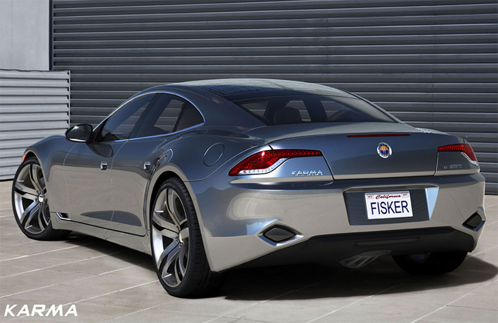 2012 Fisker Karma Lands A Role On 'Two And A Half Men'