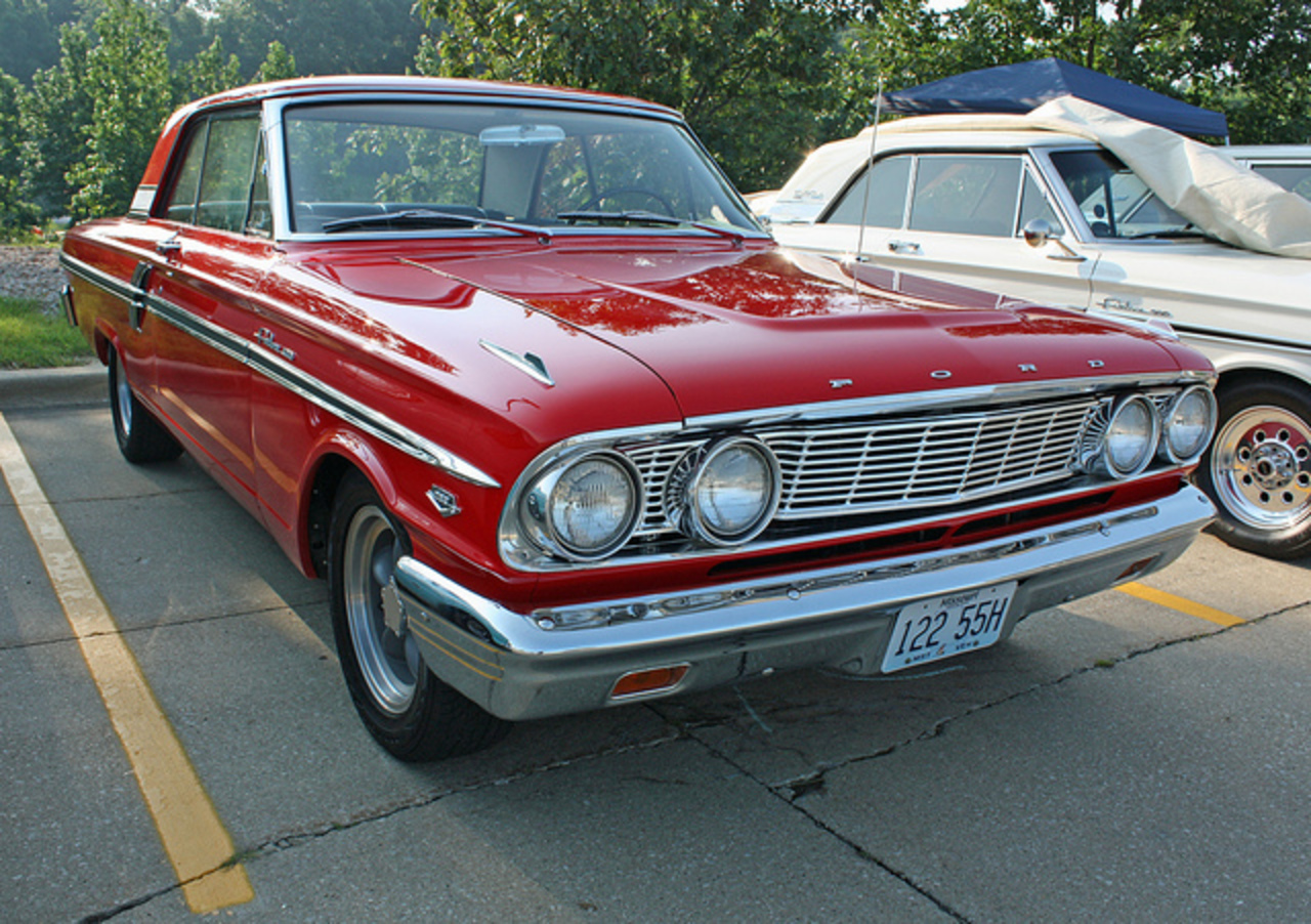 1964 Ford Fairlane 500 Sports Coupe (2 of 4) | Flickr - Photo Sharing!