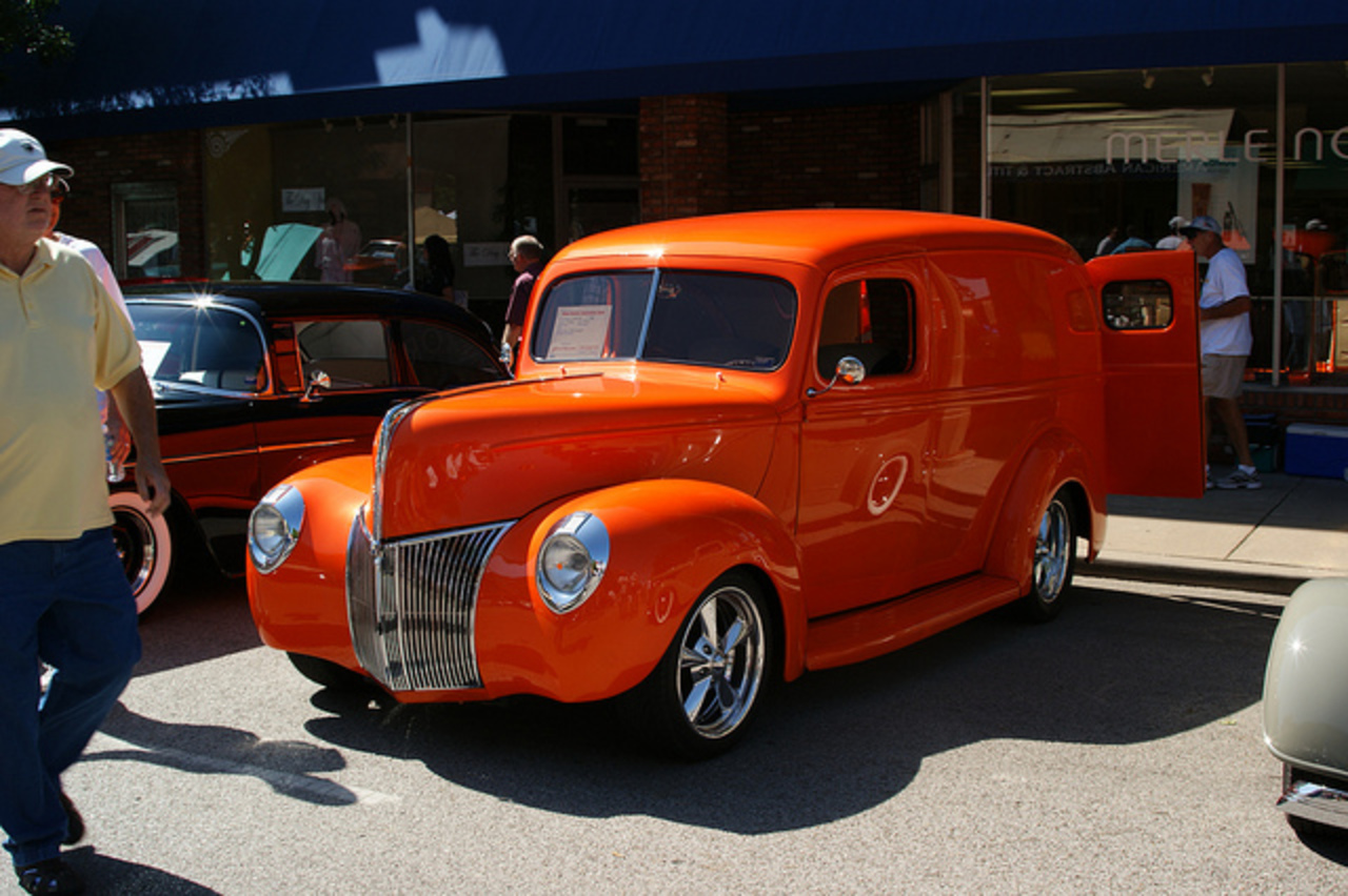 Topworldauto Photos Of Ford Panel Truck Photo Galleries 1941 Flickr Sharing
