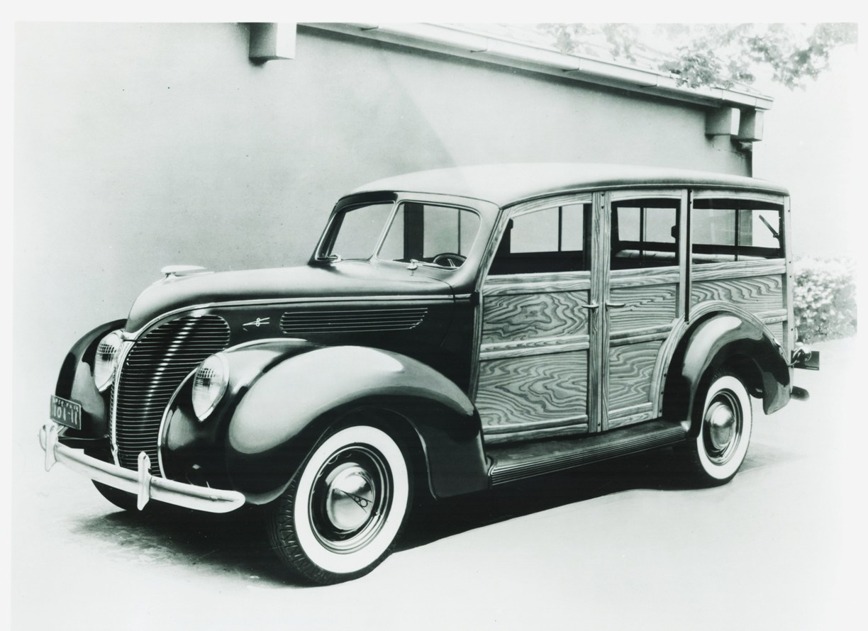 1938 Ford DeLuxe Station Wagon | Flickr - Photo Sharing!