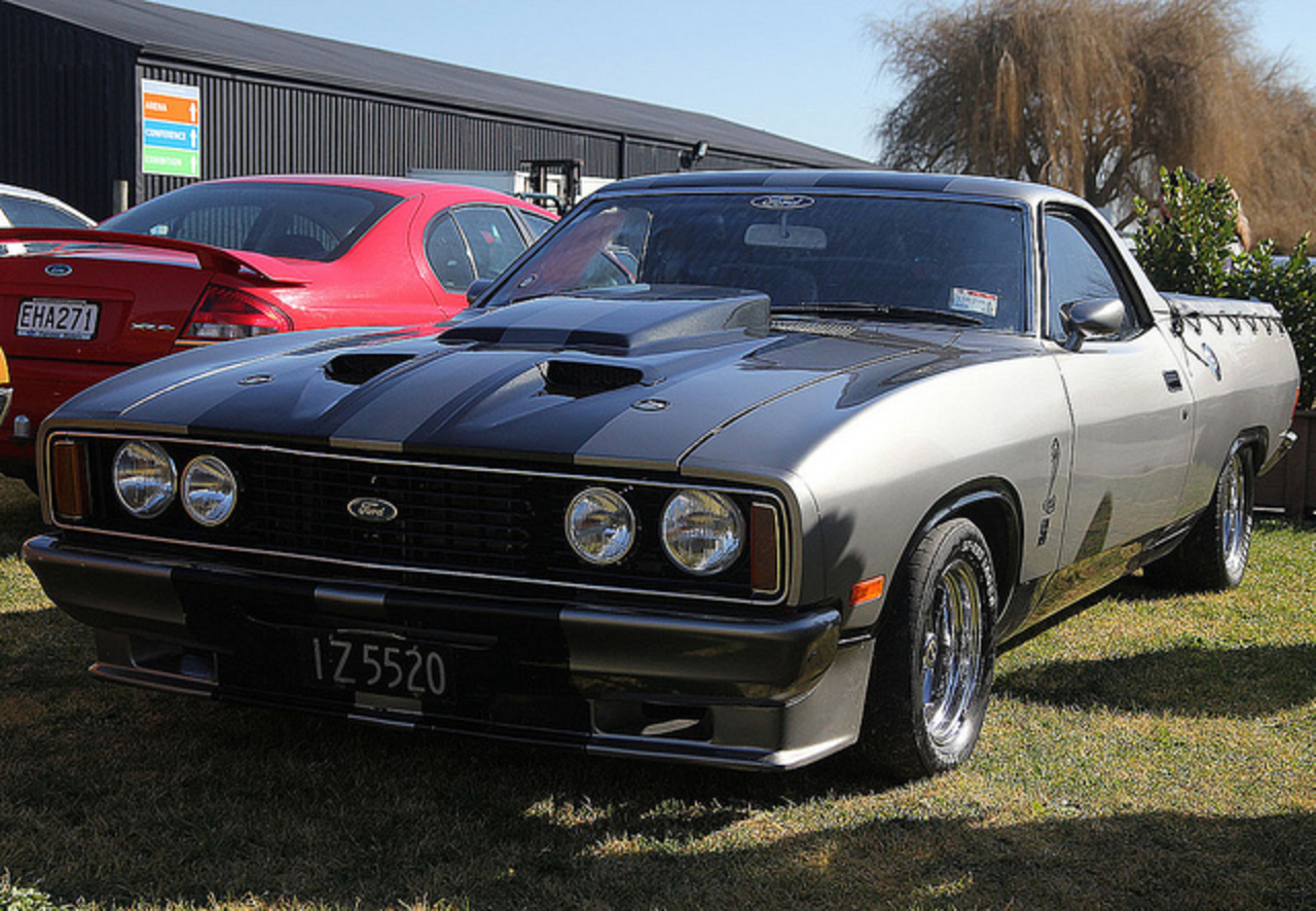 Ford Falcon XC Ute | Flickr - Photo Sharing!