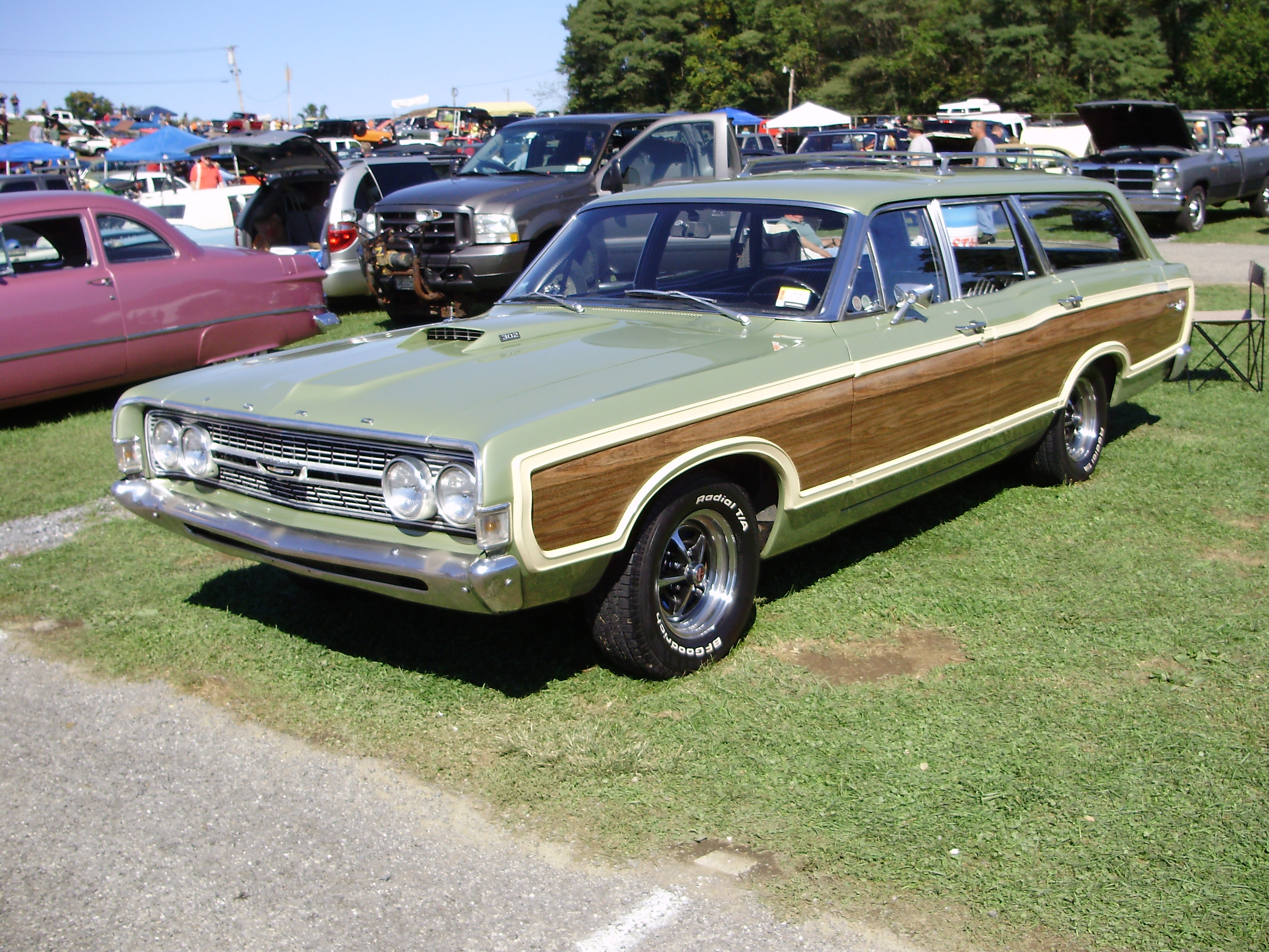 1968 Ford Station Wagon | Flickr - Photo Sharing!