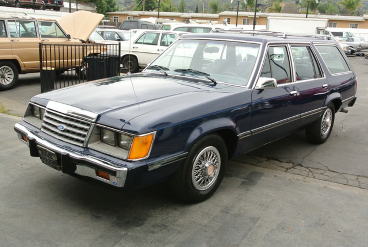 TopWorldAuto >> Photos of Ford LTD wagon - photo galleries