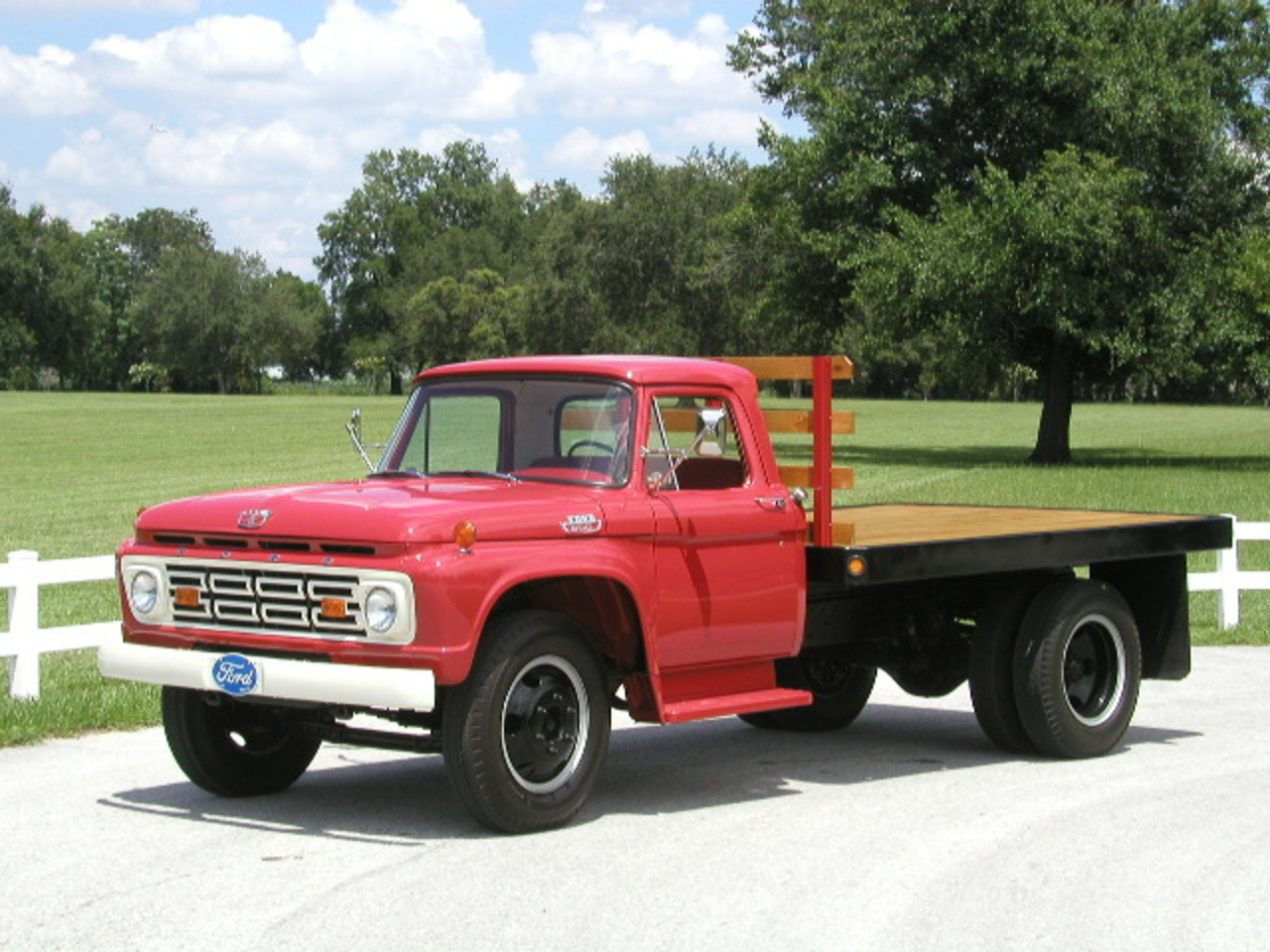 Topworldauto Photos Of Ford F 500 Photo Galleries 1964 F250 Camper Special Flatbed Flickr Sharing