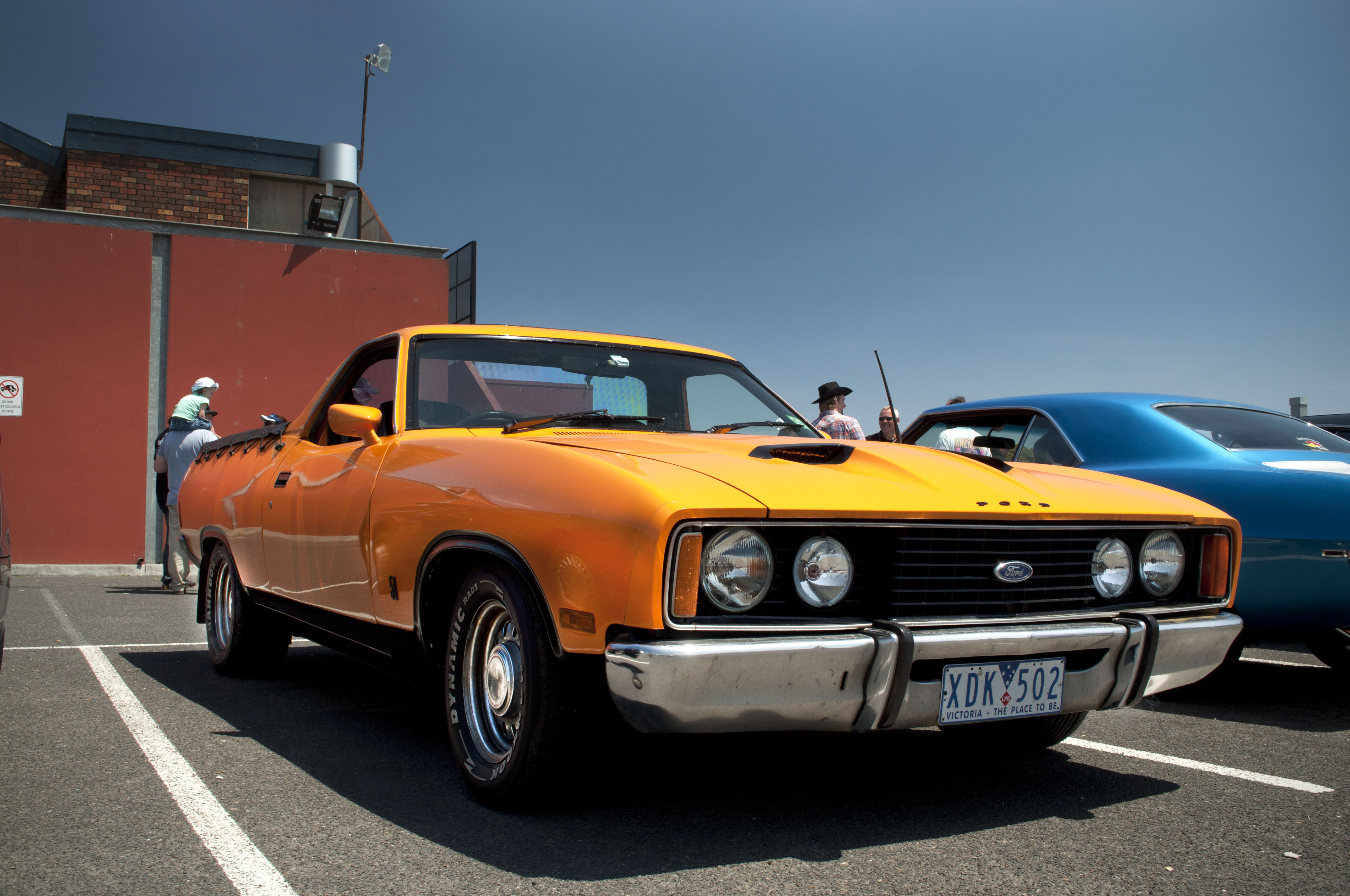 1976-79 Ford Falcon XC | Flickr - Photo Sharing!