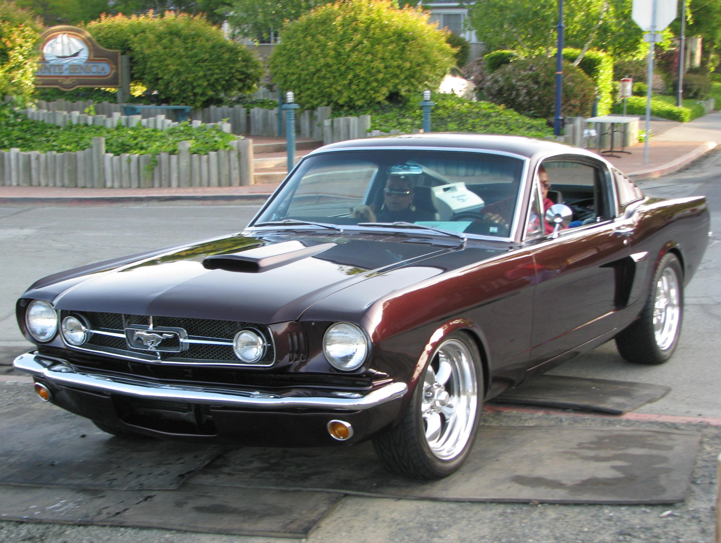 1965 Ford Mustang Coupe (Custom) 'GELETHA' 1 | Flickr - Photo Sharing!