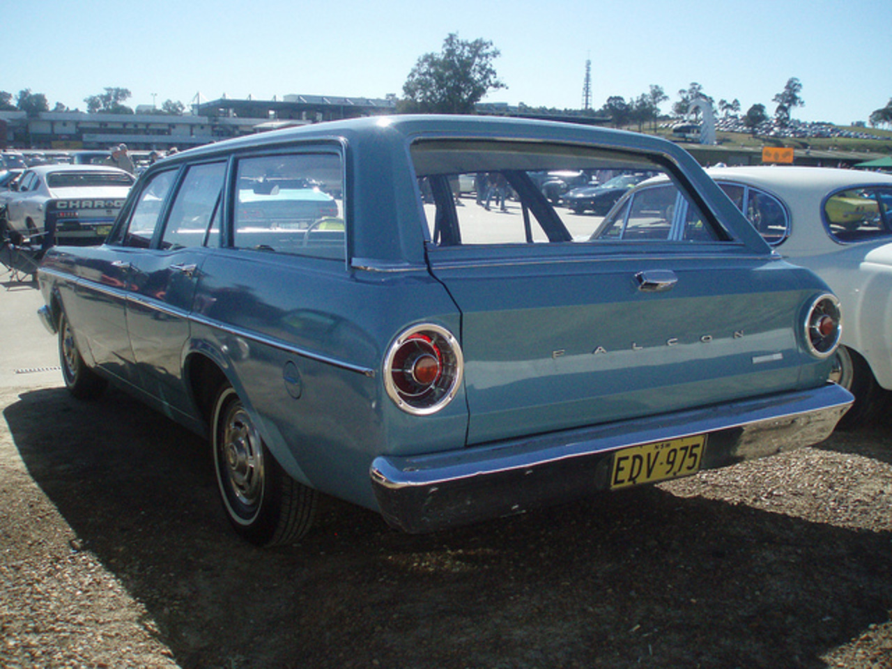 1966 Ford XR Falcon 500 station wagon | Flickr - Photo Sharing!