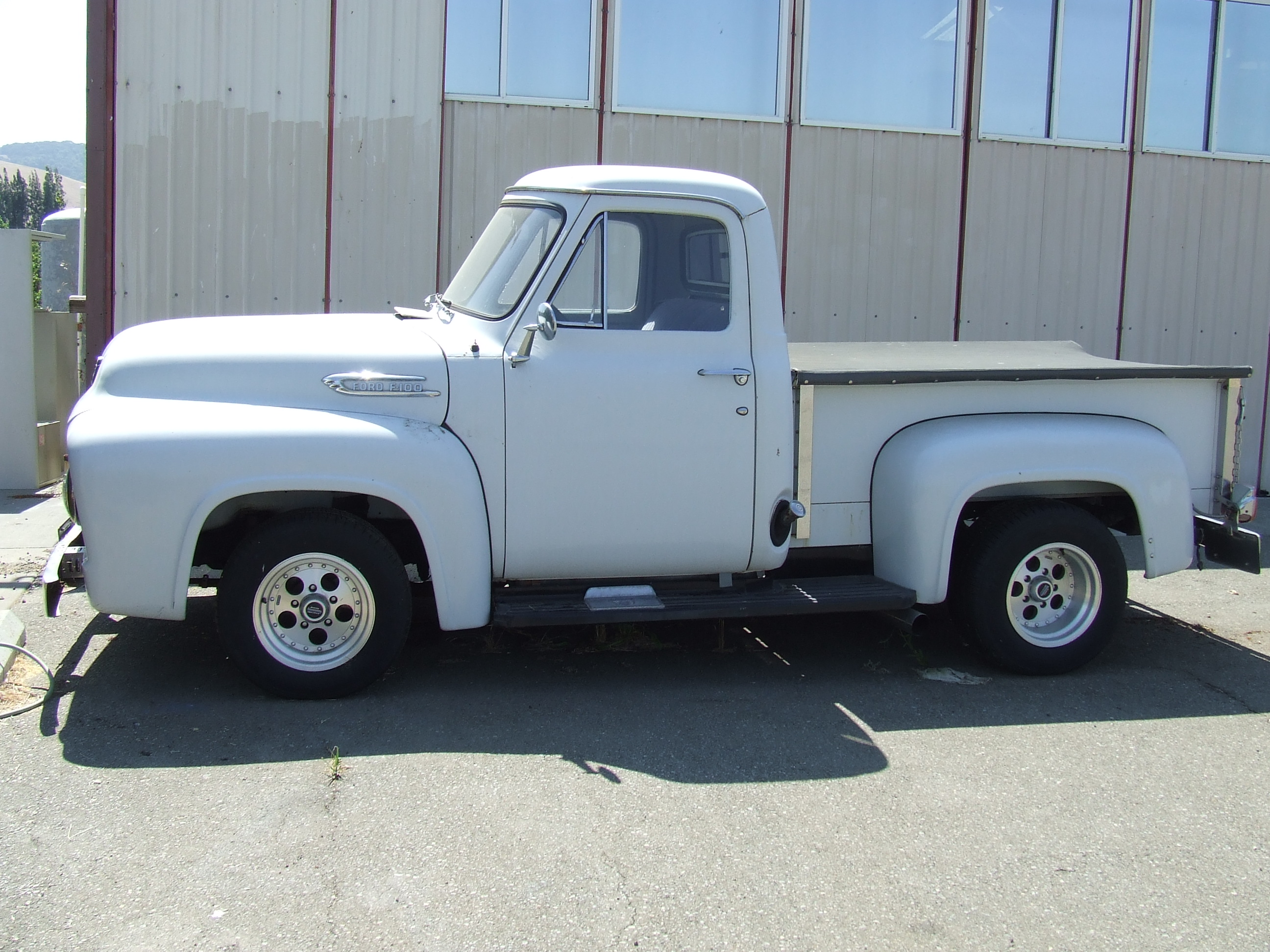 Topworldauto Photos Of Ford F100 Photo Galleries 1955 Stepside Pickup 1953 Jim Clark Flickr Sharing