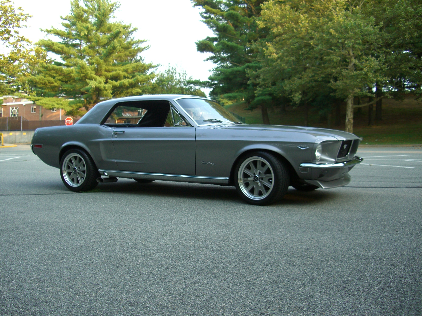 1968 Ford Mustang Coupe Restomod | Flickr - Photo Sharing!