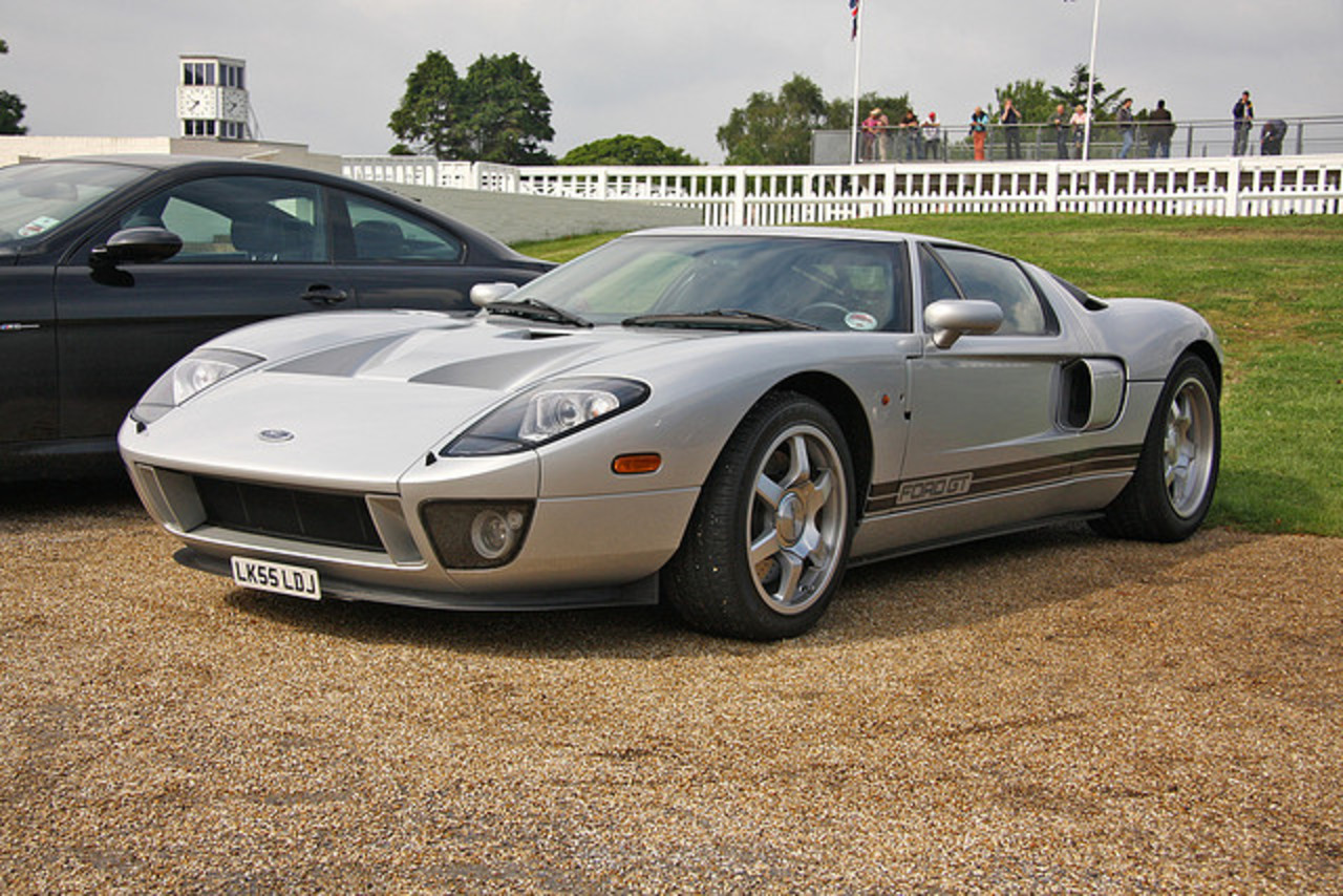 Ford gt goodwood breakfast club 08 supercar sunday | Flickr ...