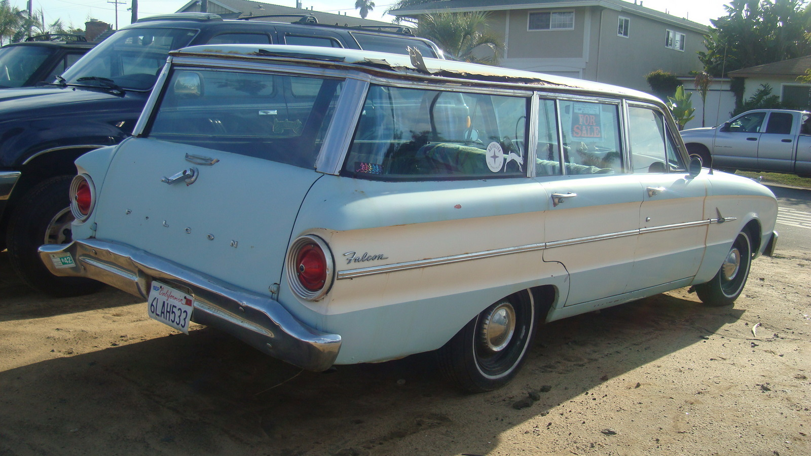 1963 Ford Falcon Wagon | Flickr - Photo Sharing!