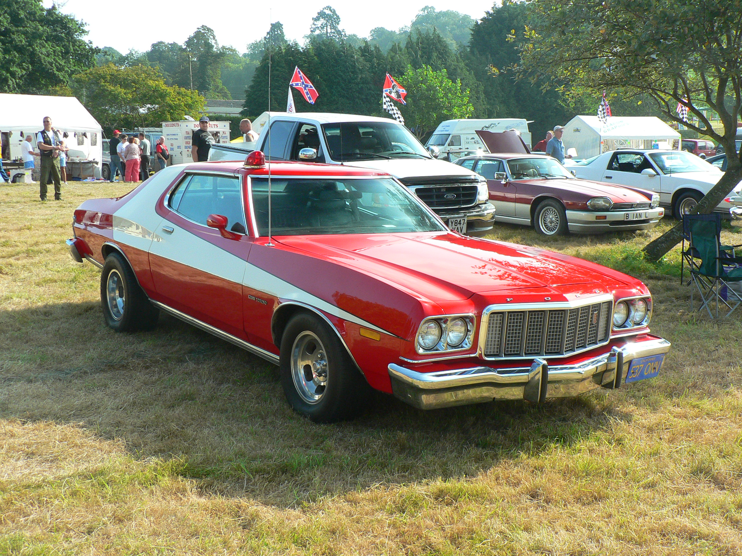 topworldauto photos of ford gran torino photo galleries. Black Bedroom Furniture Sets. Home Design Ideas