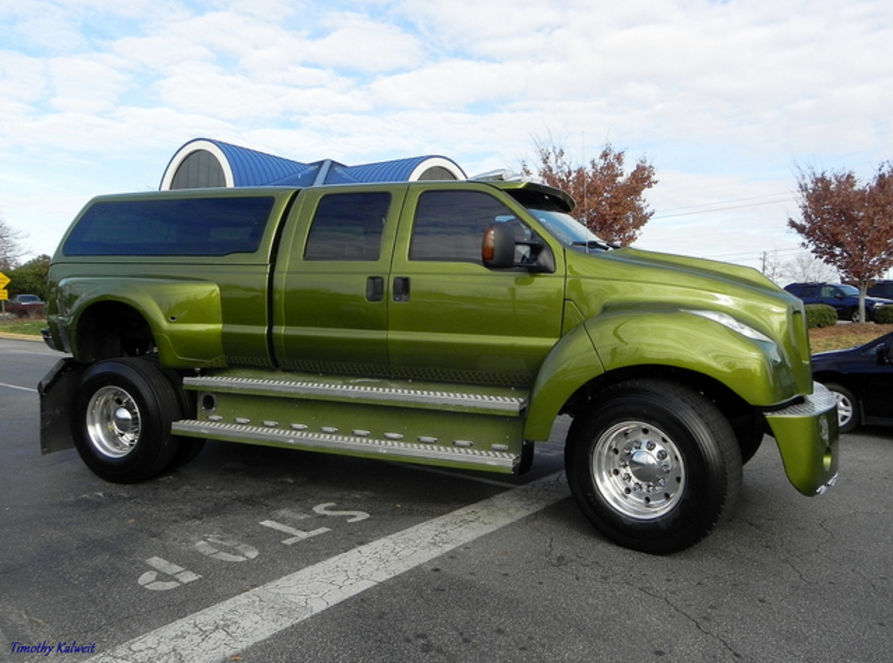 Custom Ford F-750 | Flickr - Photo Sharing!