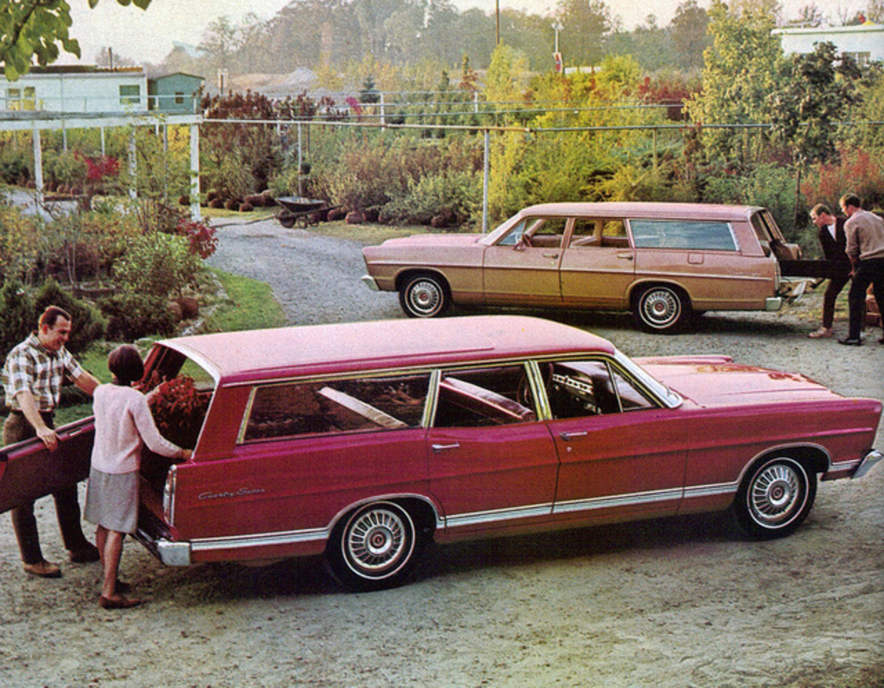 ford station wagons - a gallery on Flickr