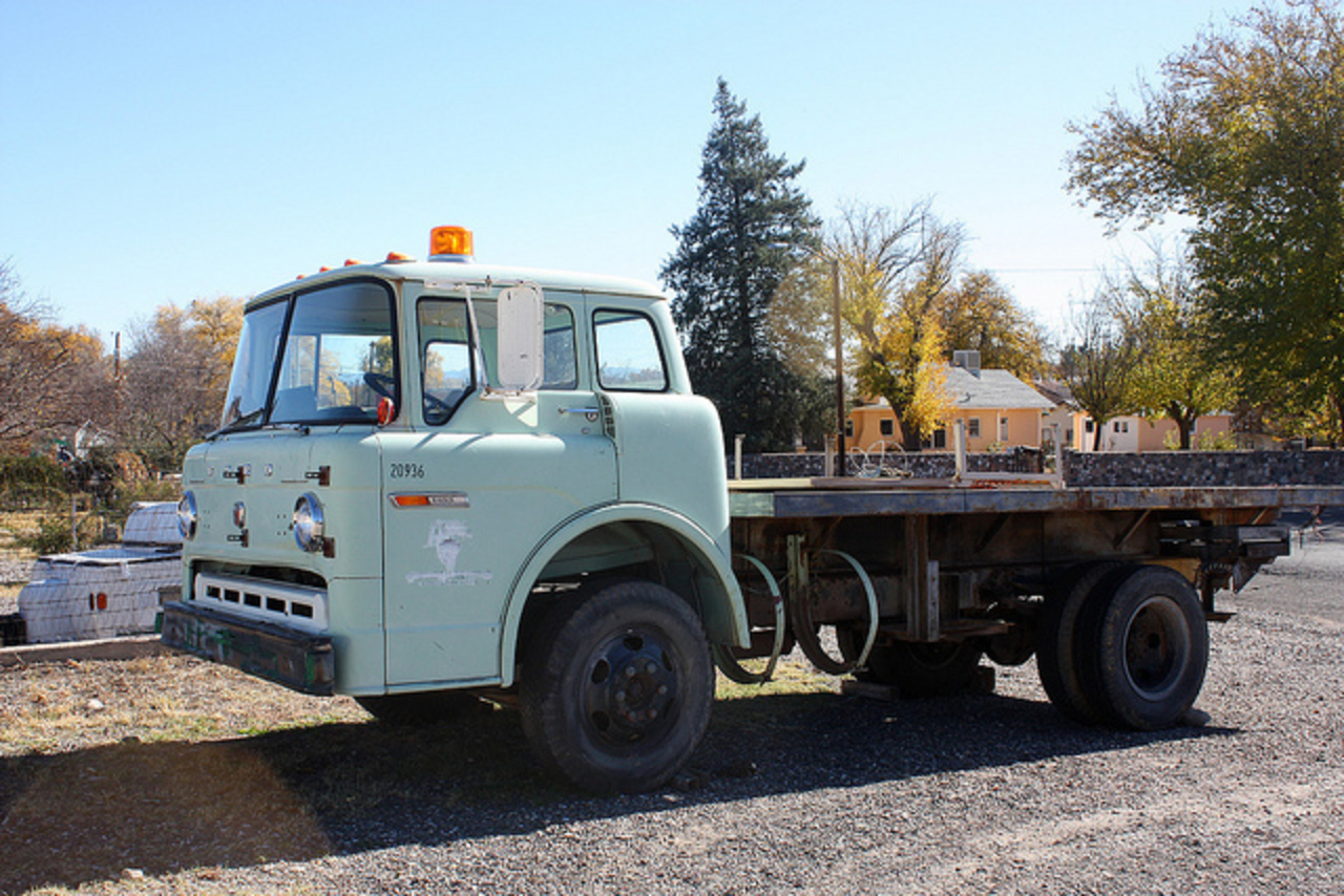 Ford 600 COE | Flickr - Photo Sharing!