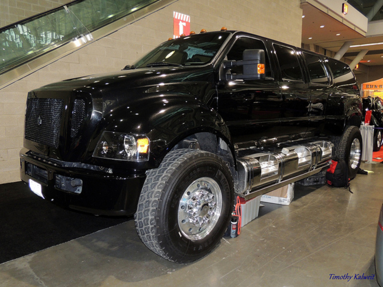 Ford F-750 Custom Limo | Flickr - Photo Sharing!