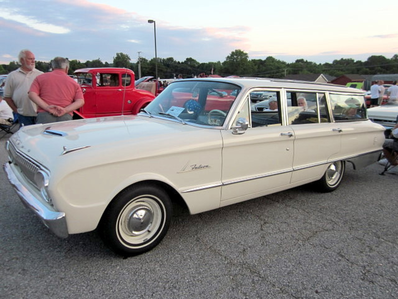 1962 Ford Falcon Wagon | Flickr - Photo Sharing!