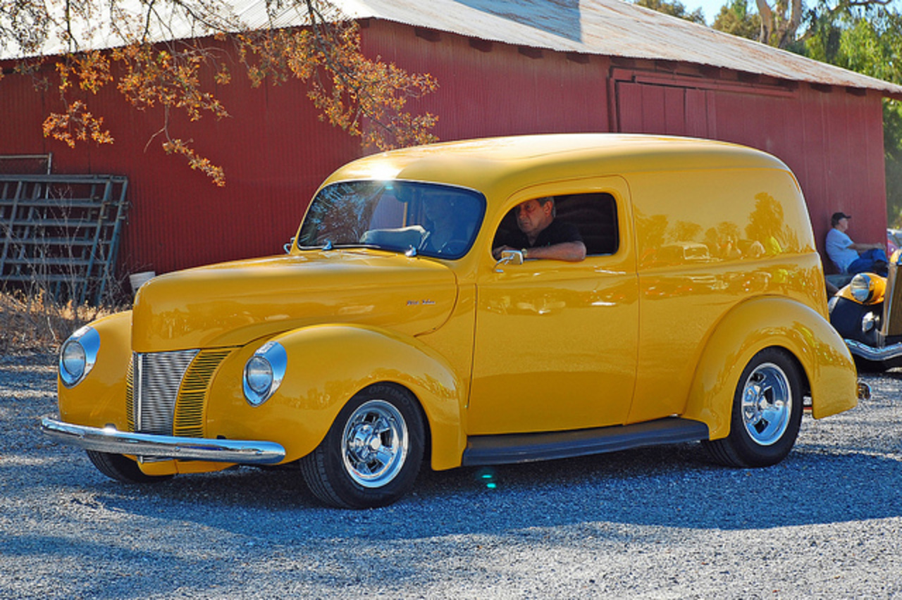 Topworldauto Photos Of Ford Sedan Delivery Photo Galleries 1949 Chevy 40 Flickr Sharing