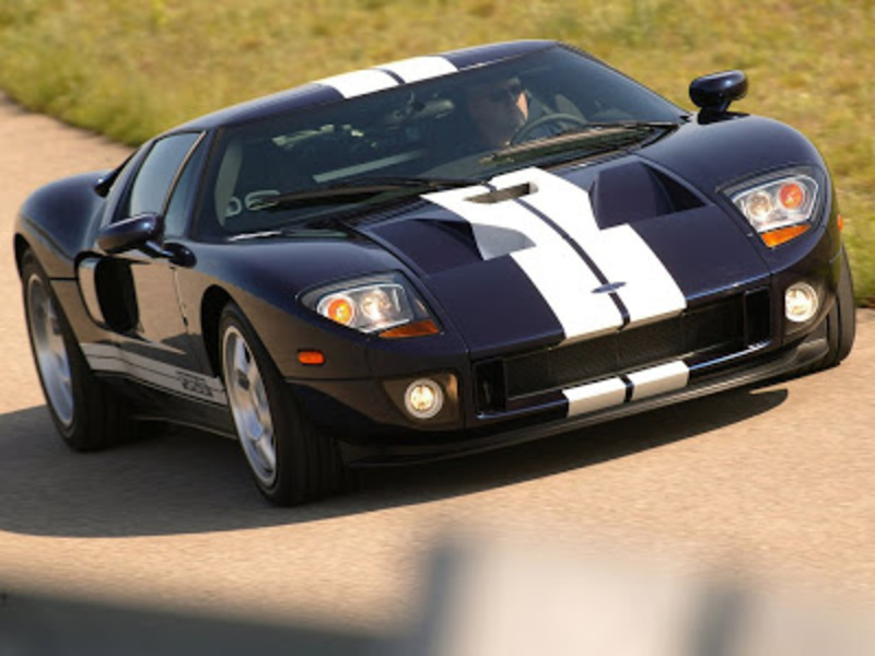Top Car Auto : Ford gt