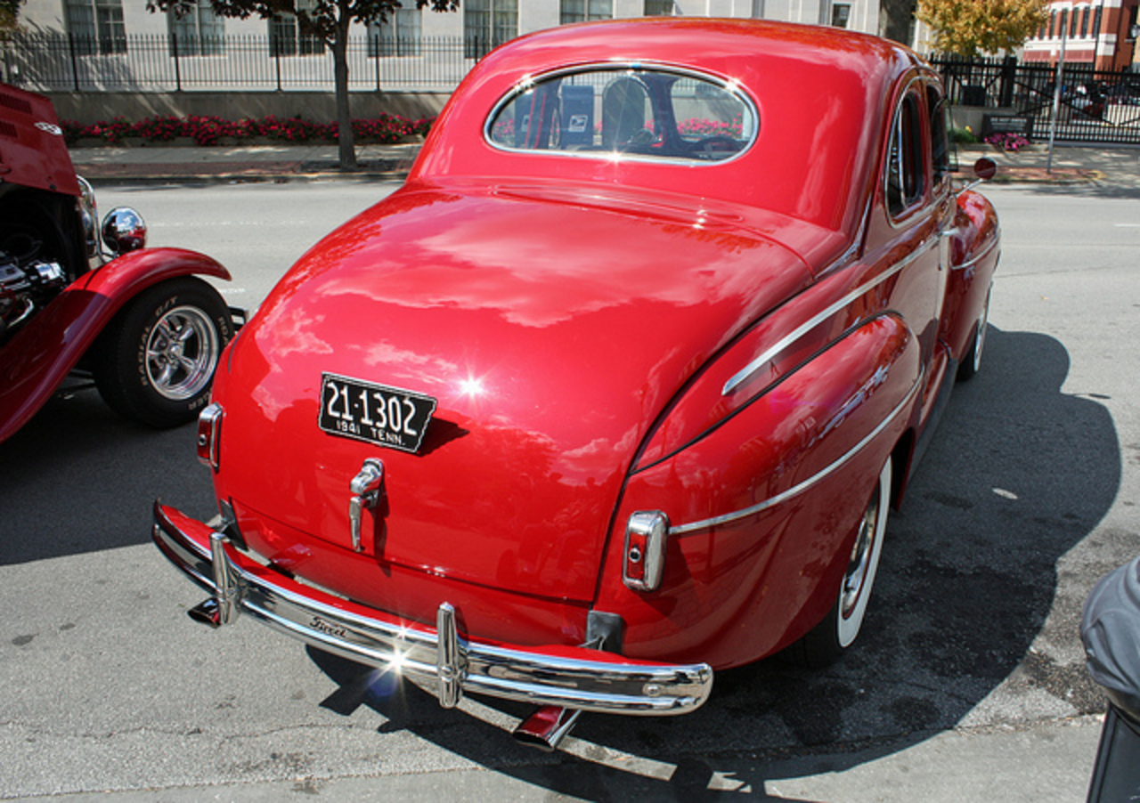 Topworldauto Photos Of Ford Super Deluxe Photo Galleries 1941 Tudor Coupe Street Rod 8 10 Flickr