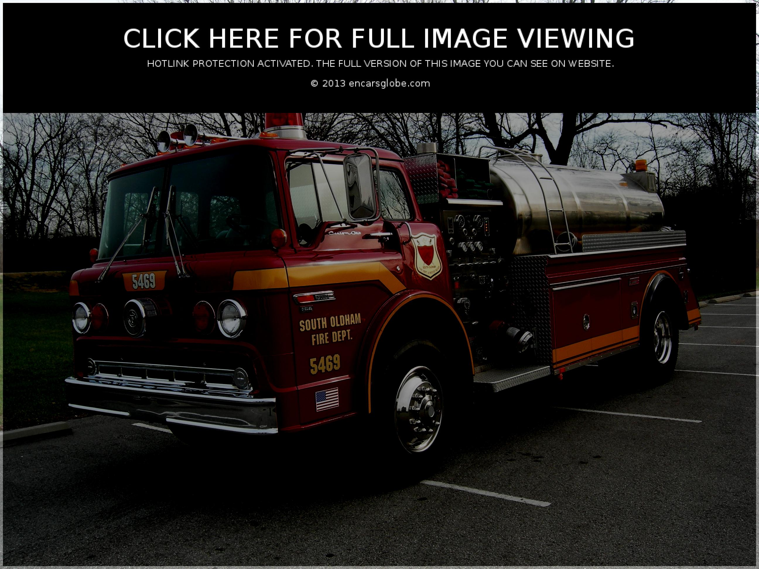 Ford C-8000 - Pierce Photo Gallery: Photo #01 out of 9, Image Size ...