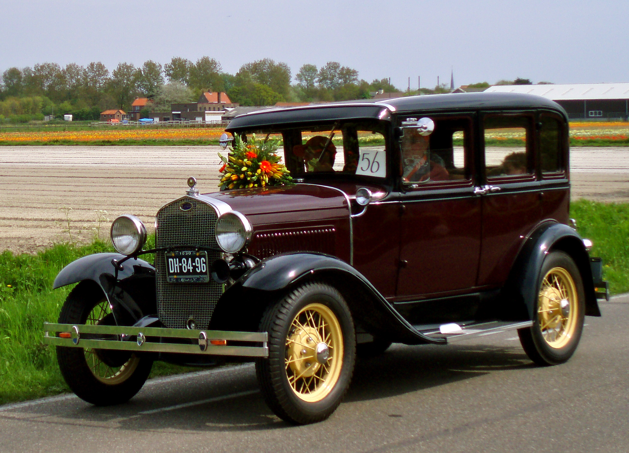 Oldtimer - Ford A 1930 | Flickr - Photo Sharing!