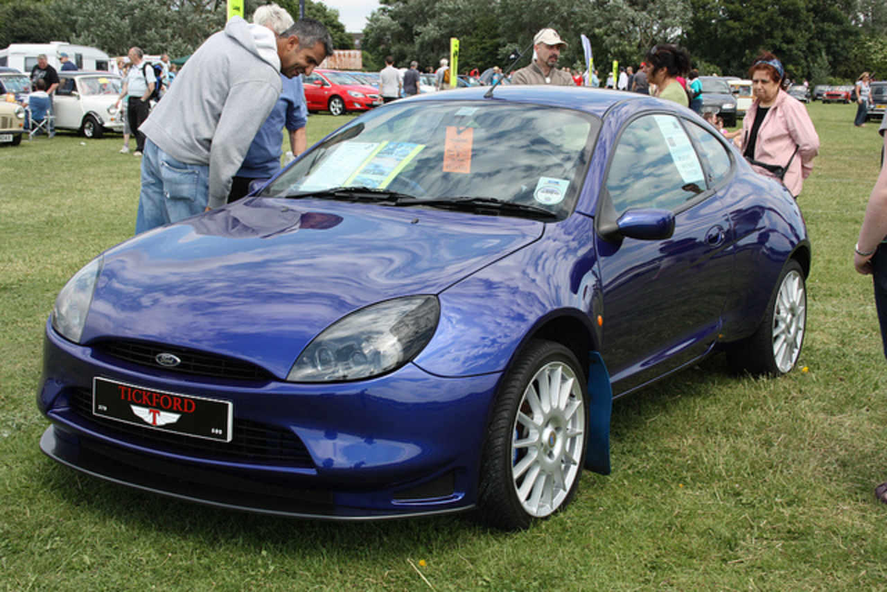 topworldauto photos of ford puma photo galleries. Black Bedroom Furniture Sets. Home Design Ideas
