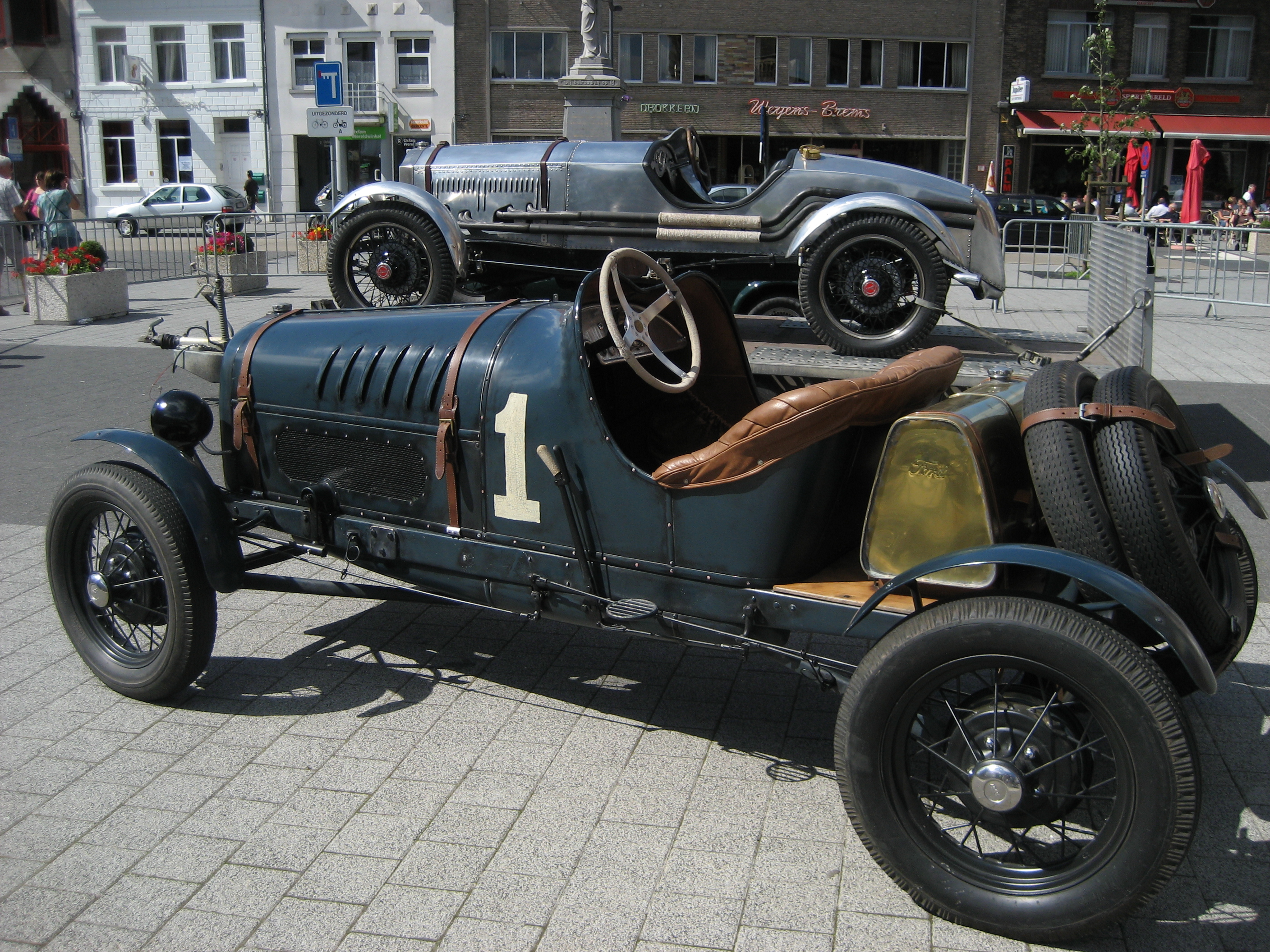 Ford A Speedster °1929 & Buick °1924 | Flickr - Photo Sharing!
