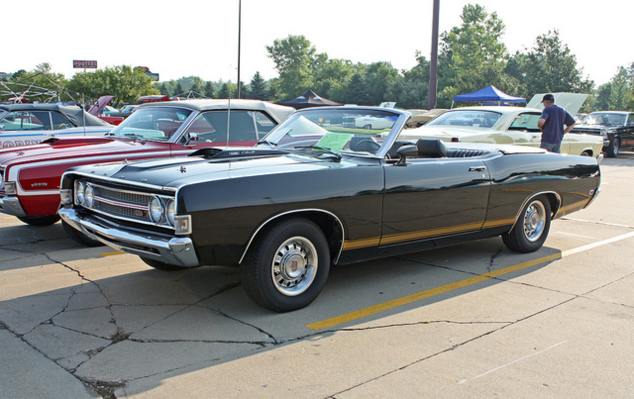 1969 Ford Torino GT Convertible (4 of 7) | Flickr - Photo Sharing!