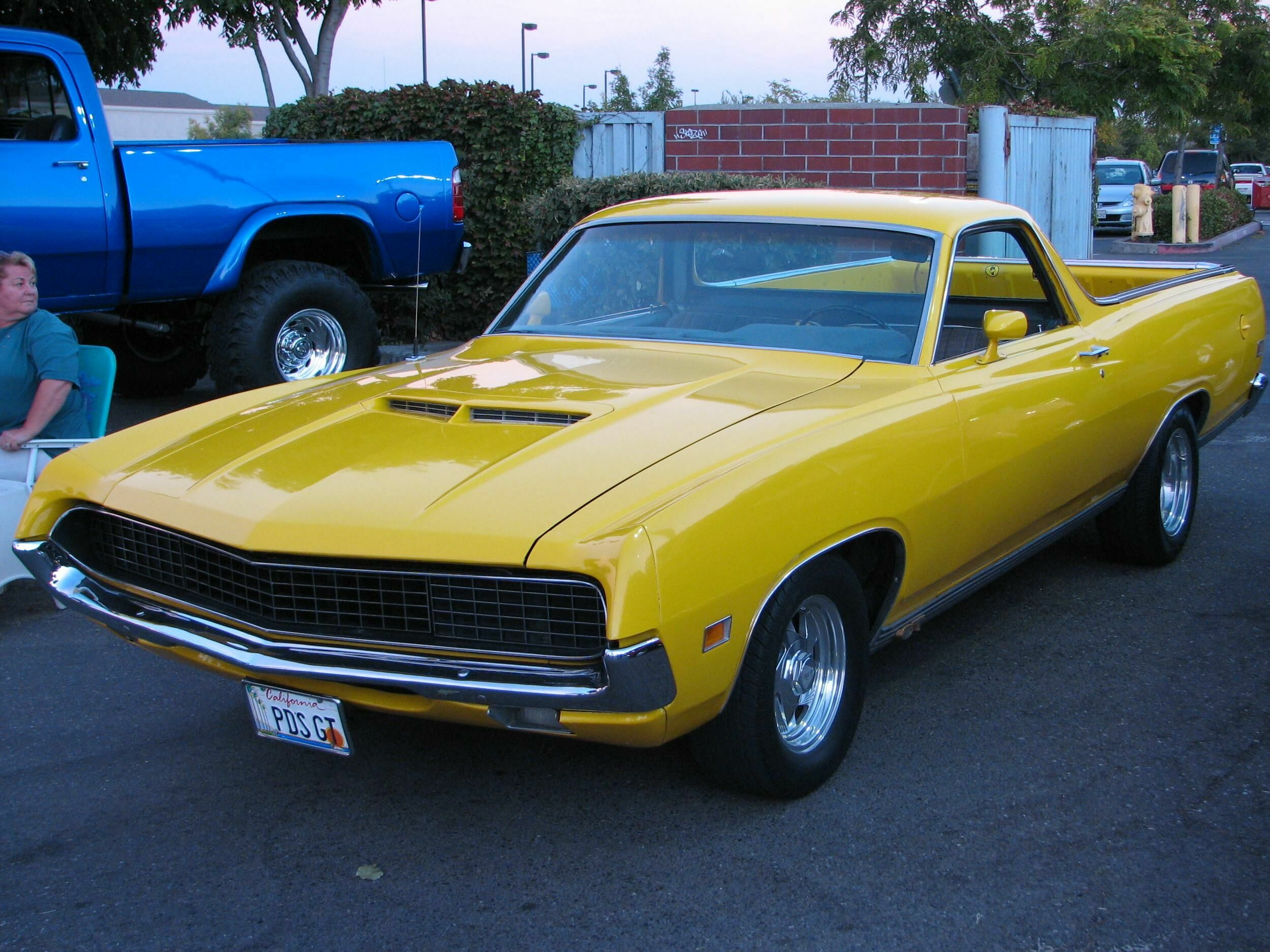1971 Ford Ranchero GT 'PDS GT' 1 | Flickr - Photo Sharing!