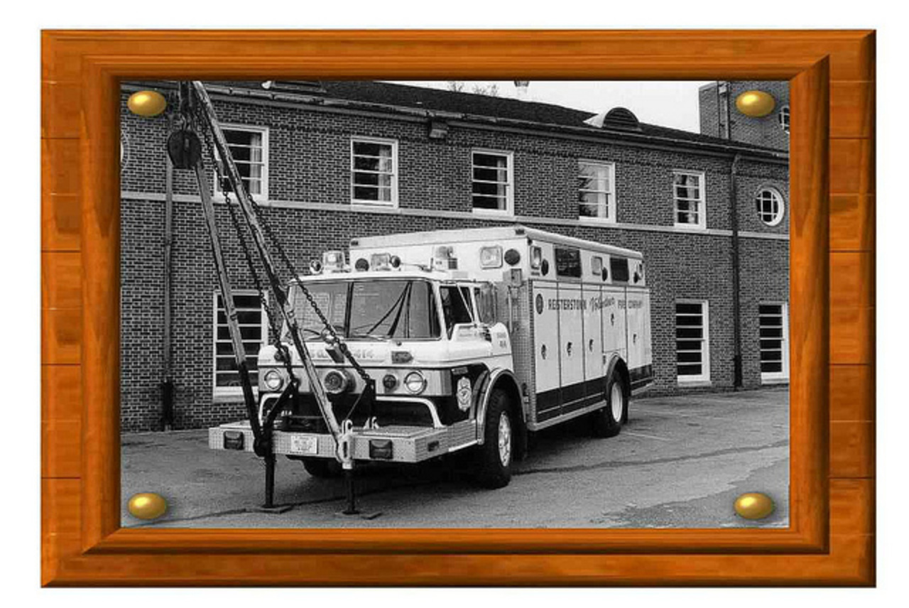 Flickr: The Old School EMS, First Aid & Rescue Apparatus Pool