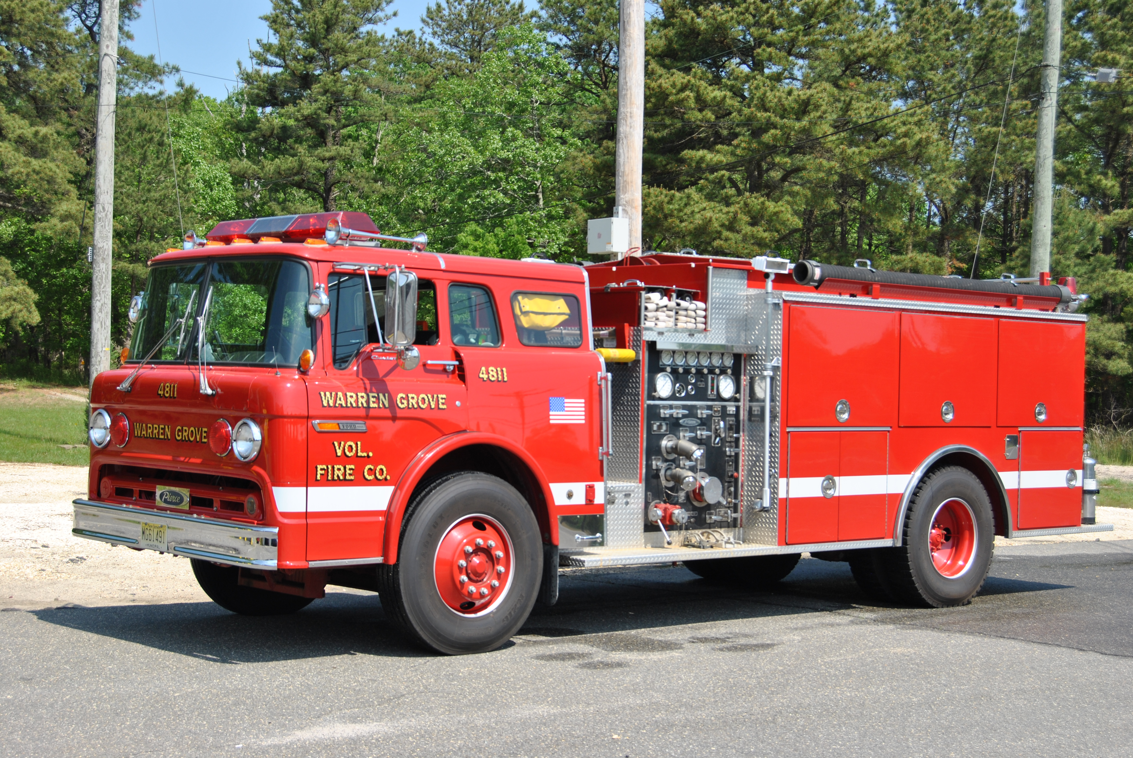 Warren Grove Fire Dept Engine 4811 | Flickr - Photo Sharing!