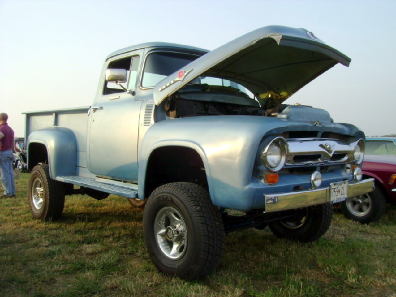 Topworldauto Photos Of Ford F 250 4x4 Photo Galleries 1964 1956 Flickr Sharing