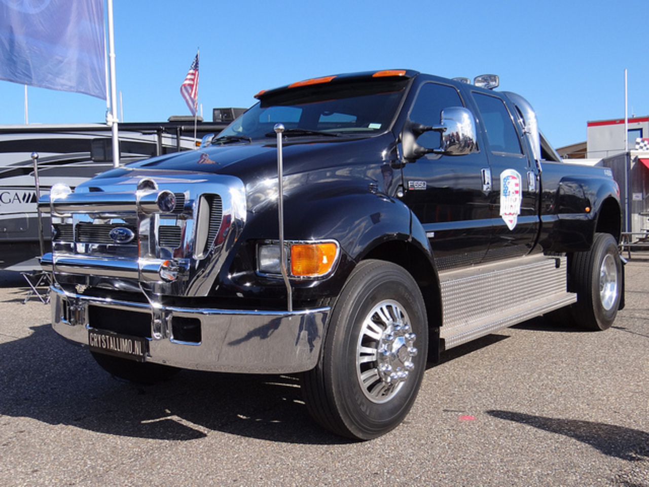 topworldauto photos of ford f 650 xl super duty photo. Black Bedroom Furniture Sets. Home Design Ideas