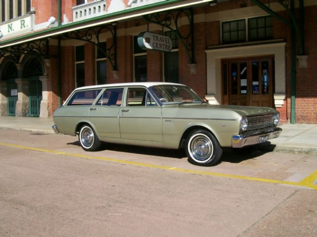 1967 Ford XR Falcon Wagon | Flickr - Photo Sharing!