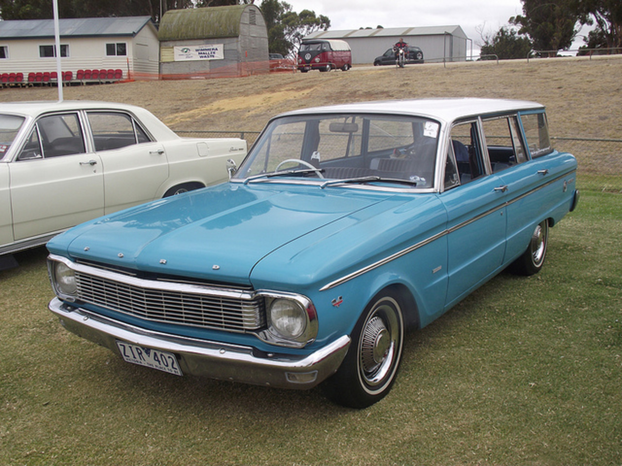 1965 Ford XP Falcon Wagon | Flickr - Photo Sharing!